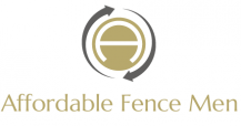 Affordable Fence Men logo
